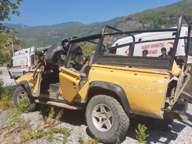 Alanya Todlicher Jeep Unfall