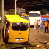 Alanya: Tourist stirbt bei Taxi-Unfall