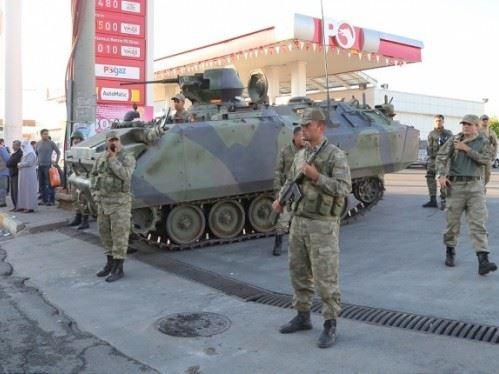 Terror Türkei Side