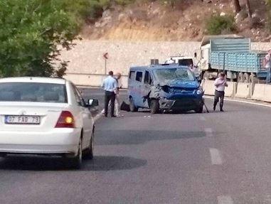 Bombenanschlag Antalya