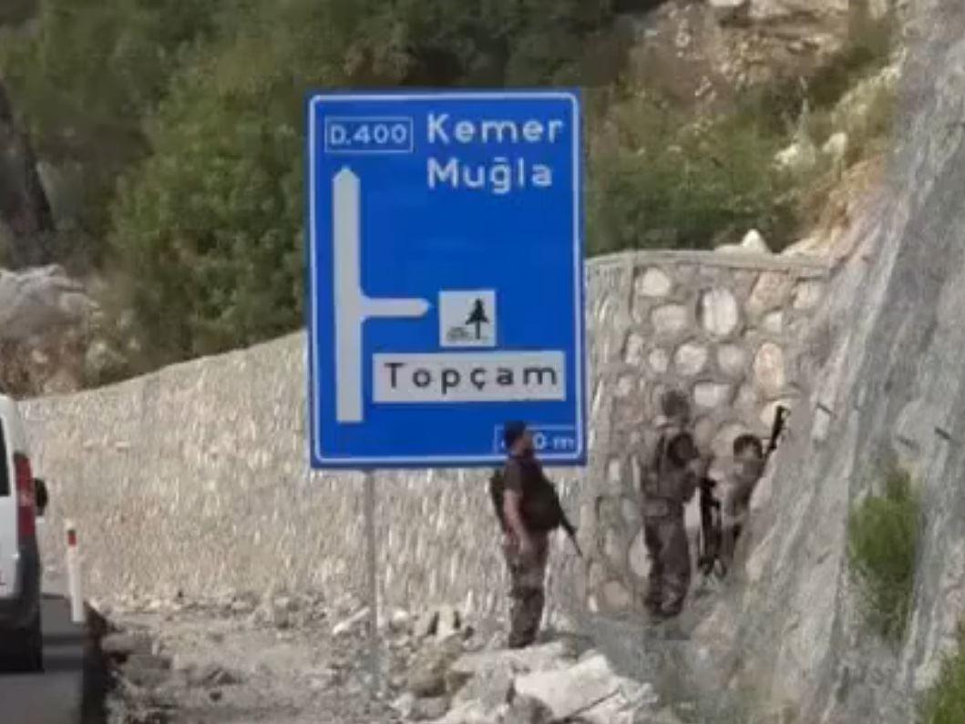 Türkei Anschlag Antalya